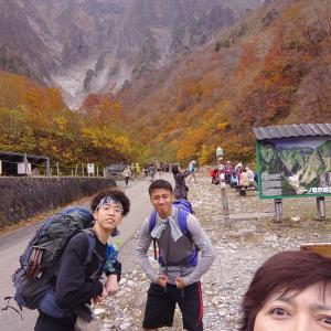 【群馬、みなかみ町】マチガ沢から一ノ倉沢へ。帰りは湯檜曽川沿いの森を歩きました《後編》2019年11月3日(日)