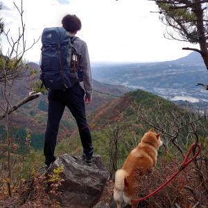 【群馬、渋川】晩秋の十二ケ岳へ。とても嬉しい事がありました!《前編》2019年11月16日(土)