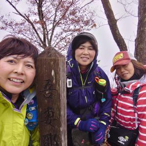 【群馬、みなかみ町】仏岩から吾妻耶山へ。熊の気配てんこ盛りでした《中編》2019年11月23日(土)