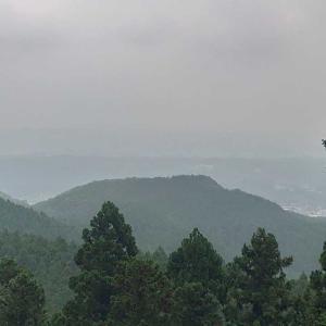 【埼玉、越生町】世界無名戦士の墓から大高取山へ。6月27日(土)