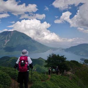 【栃木、奥日光】初めてピーカンの社山を歩けた!!!その展望たるや想像をはるかに越えるサイコーの一日💃2020年8月11日(火)