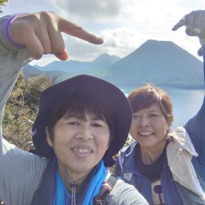 【群馬、榛名】ターボ、お初の榛名山へ。掃部ヶ岳・硯岩からの絶景に息をのむ。2020年9月22日(火)