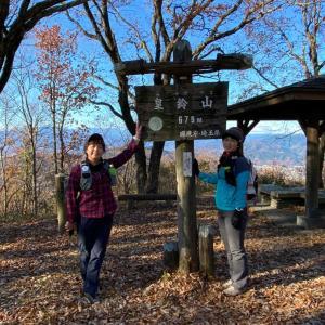 【埼玉、寄居】風邪っぴきなので、近くの山に。2020年11月23日(祝)