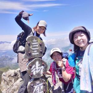 【長野、北相木】御座山でシャクナゲと大展望を楽しんだリベンジ登山《後編》2021年6月5日(土)