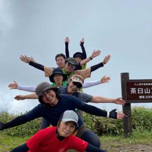 【長野、松本】美ヶ原フルコース《前編》まずは茶臼山まで。2021年6月20日(日)