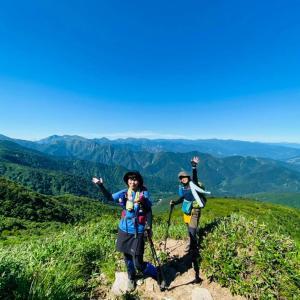 【新潟県、南魚沼】ハガレーナの憧れの存在・巻機山へ《前編》2021年7月17日(土)