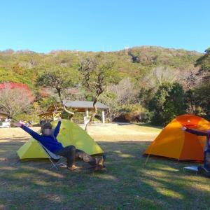 室戸岬夕日ヶ丘キャンプ場☆女子キャンプ