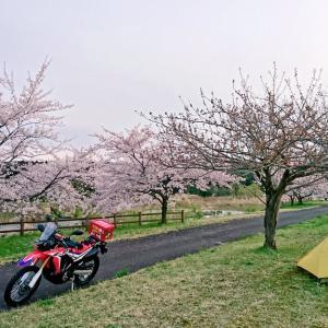 大阪~青森まで自走☆東北ソロキャンプツー!2019年GW(2日目)