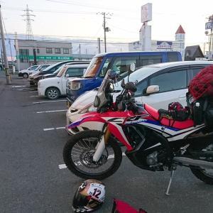 大阪~青森まで自走☆東北ソロキャンプツー!2019年GW(7日目)
