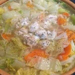 おつまみレシピ 野菜のトロトロ鍋