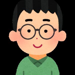 めがねデビュー!!!?