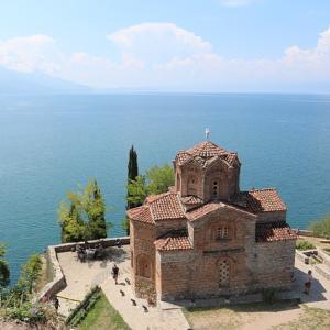 【北マケドニア】バルカン半島のマケドニアでビザンティン教会めぐり(丸1日と半日)
