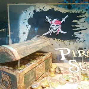 オチェーアノの海賊ブッフェ