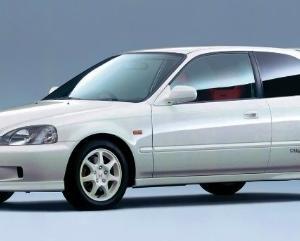 シビックタイプR(EK9型)という6代目のシビックは、いい車だった