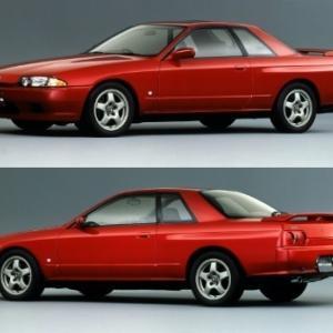 R32スカイライン(8代目)GTS-tはカッコいい車だった