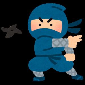 忍者AdMaxのポイント獲得状況(2019年10月分)