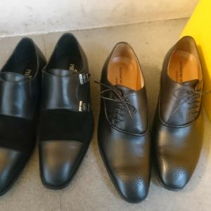 最近靴を買っている
