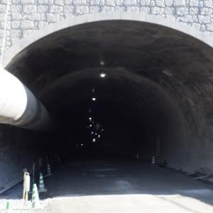 トンネル工事に入ったことある?
