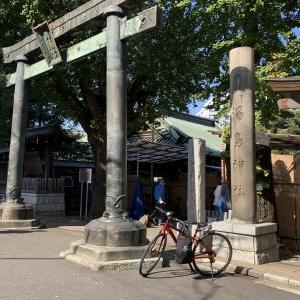 日本横断!自転車旅!2 浜離宮から