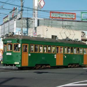 2019年10月20日阪堺電軌モ161形電車