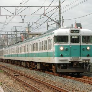 2019年11月14日国鉄113系電車