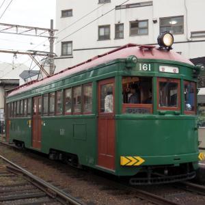 2019年11月18日阪堺電軌モ161形電車