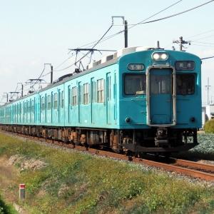 2019年11月20日国鉄105系電車