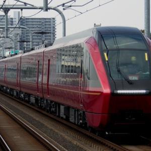 2020年01月21日近鉄80000系電車