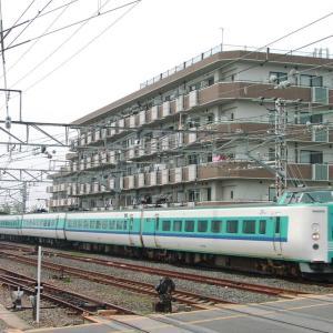 2020年05月22日国鉄381系電車