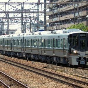 2020年05月29日JR西日本227系1000番台電車