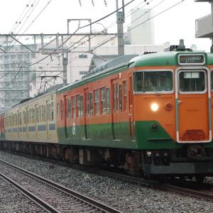 2020年06月11日国鉄113系電車