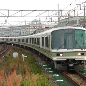 2020年06月17日JR西日本221系電車