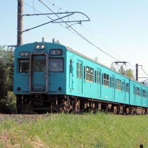 2020年06月29日国鉄105系電車