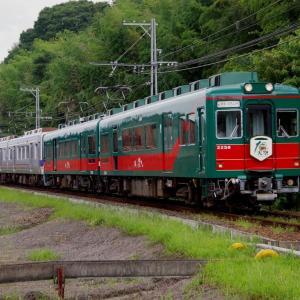 2020年07月21日南海2200系電車「天空」+2000系電車