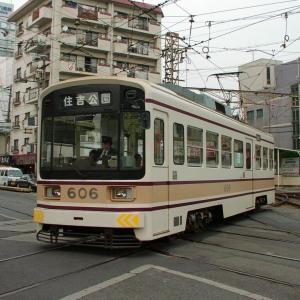 2021年06月02日阪堺電軌モ601形電車