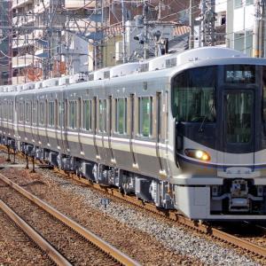 2021年06月14日JR西日本225系100番台電車
