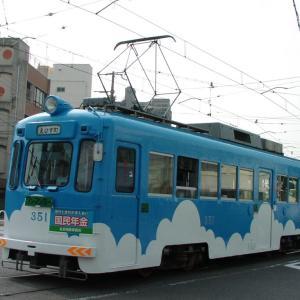2021年06月18日阪堺電軌モ351形電車