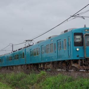 2021年07月06日国鉄105系電車