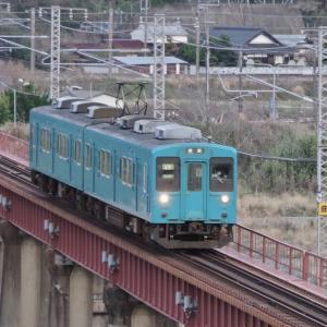 2021年07月22日国鉄105系電車
