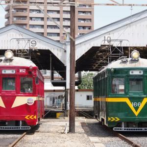 2021年07月24日阪堺電軌モ161形電車