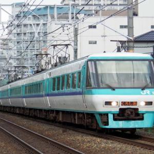 2021年09月20日国鉄381系電車