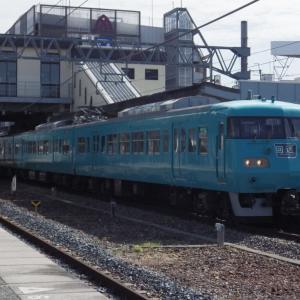 2021年09月22日国鉄117系電車