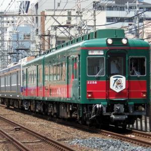 2019年08月23日南海2200系+2000系電車