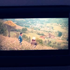 ANAで見たミャンマーを舞台にした映画