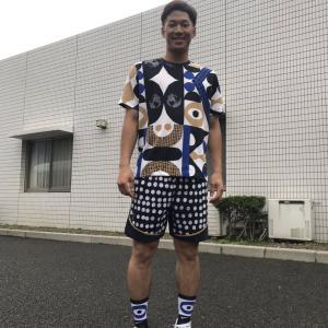 中日京田、めちゃくちゃオシャレ