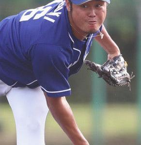 鈴木博志さん、台湾ウィンターリーグに派遣される