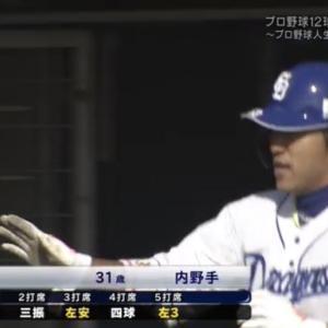 【トライアウト】前中日亀澤が2安打4出塁