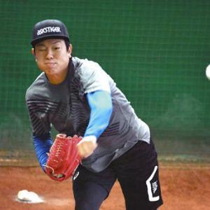中日松葉「優勝に向かって若い選手たちも頑張ってる、本当によくやっている」