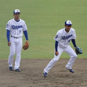 中日ドラ3・土田龍空がスタメン1試合で二軍落ち 仁村二軍監督「慢心させないように」