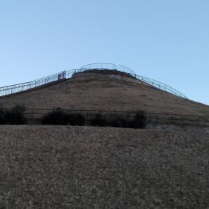 師走の富士山